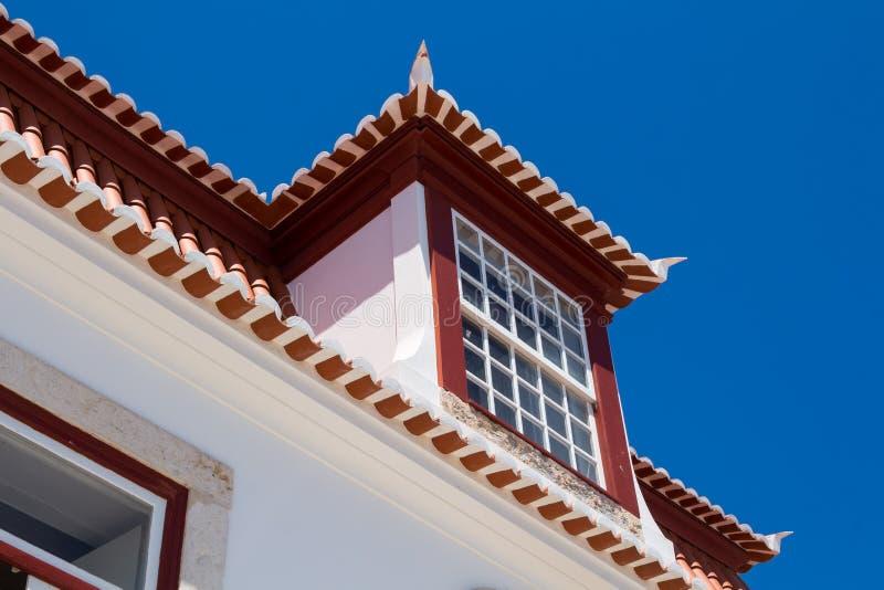 Λεπτομέρειες της πορτογαλικής αρχιτεκτονικής στοκ φωτογραφίες με δικαίωμα ελεύθερης χρήσης