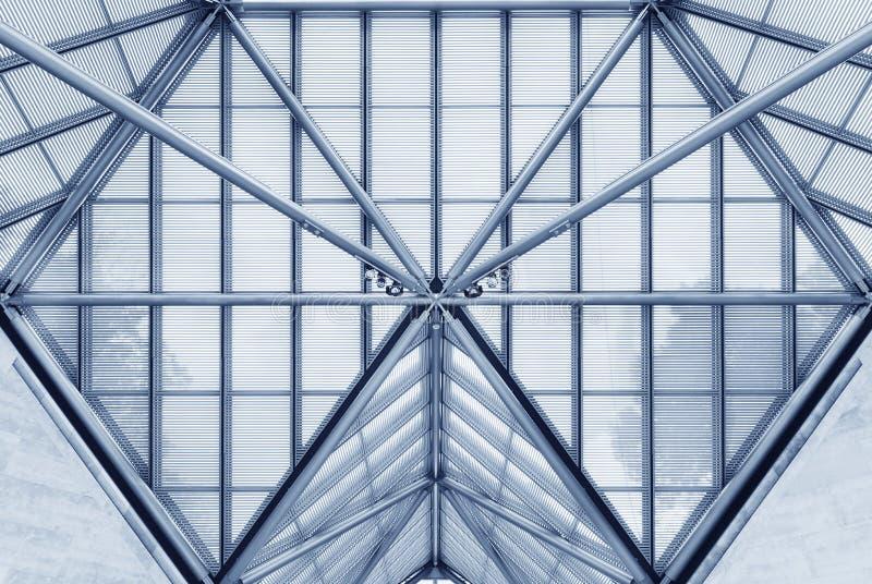 Λεπτομέρειες της σύγχρονης αρχιτεκτονικής στοκ φωτογραφία
