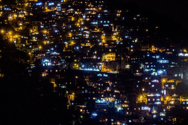 Λεπτομέρειες του λόφου της ευχαρίστησης στο Ρίο ντε Τζανέιρο - Βραζιλία στοκ φωτογραφίες με δικαίωμα ελεύθερης χρήσης