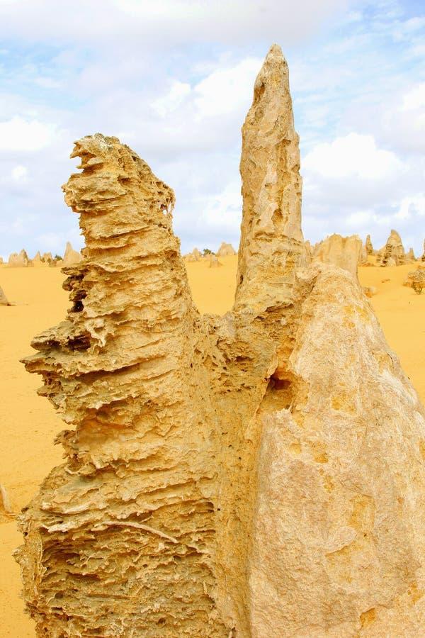 Λεπτομέρειες ψαμμίτη και δομές των πυραμίδων, δυτική Αυστραλία στοκ εικόνα