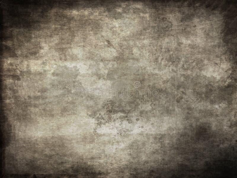 λεπτομερής ανασκόπηση grunge υψηλός τρύγος σύστασης λεκέδων διάλυσης εγγράφου διανυσματική απεικόνιση