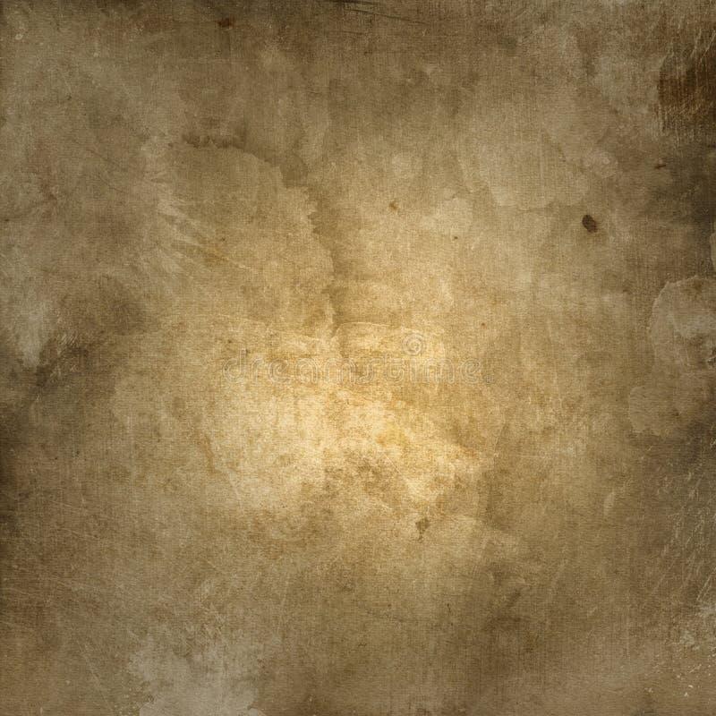 λεπτομερής ανασκόπηση grunge υψηλός τρύγος σύστασης λεκέδων διάλυσης εγγράφου ελεύθερη απεικόνιση δικαιώματος