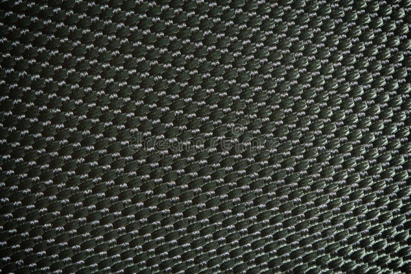 Λεπτομερής υφαμένη νάυλον σύσταση στοκ φωτογραφία