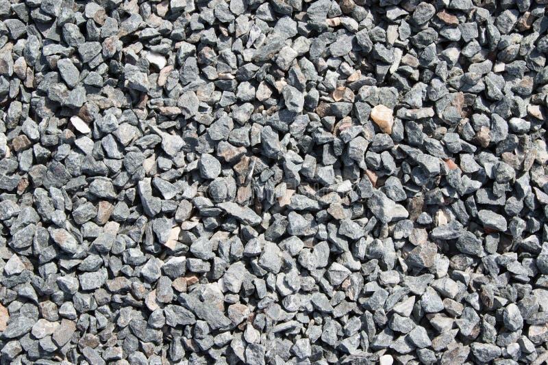 Λεπτό μέρος αμμοχάλικου στοκ εικόνες