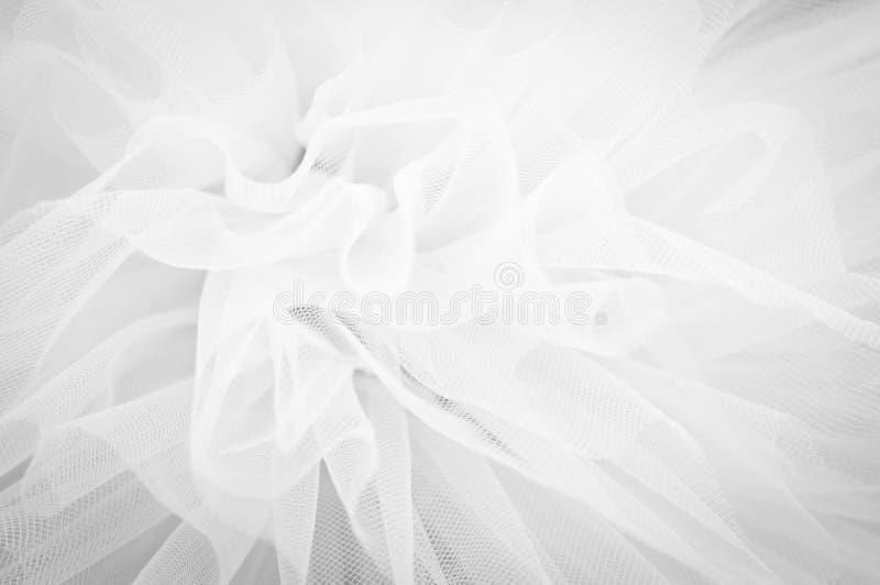 Λεπτό υποβάθρου ύφασμα, ο Μαύρος και μόριο πλέγματος χνουδωτό στοκ εικόνα με δικαίωμα ελεύθερης χρήσης