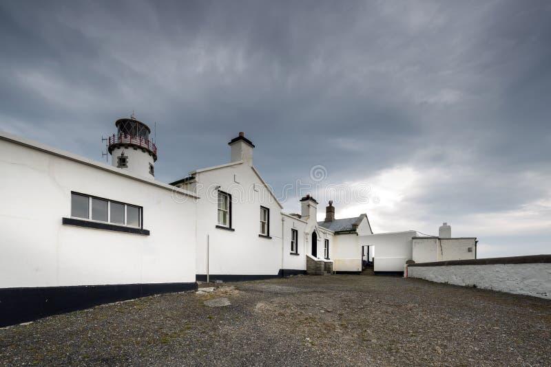 Λευκοί Οίκοι στη βόρεια Ιρλανδία στοκ φωτογραφία