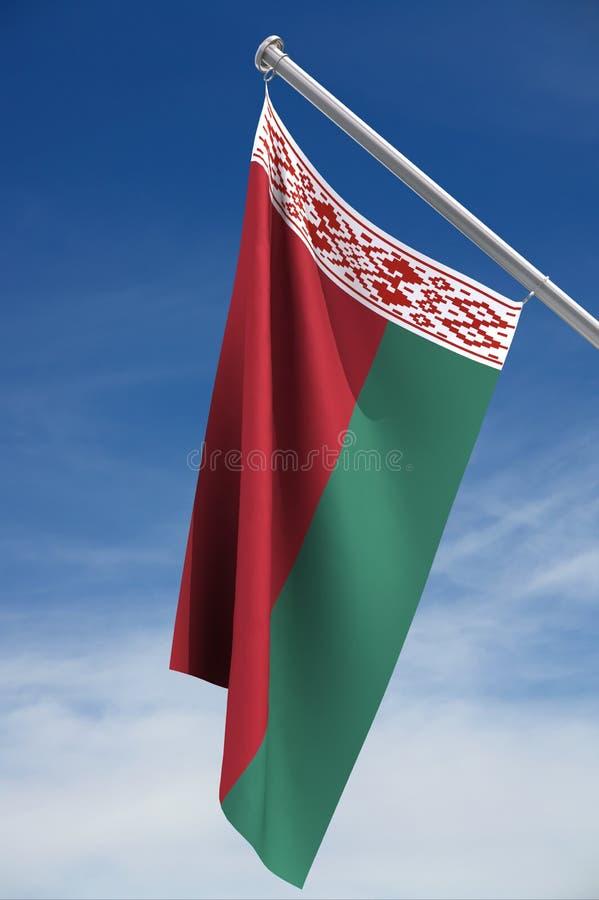 λευκορωσική σημαία απεικόνιση αποθεμάτων