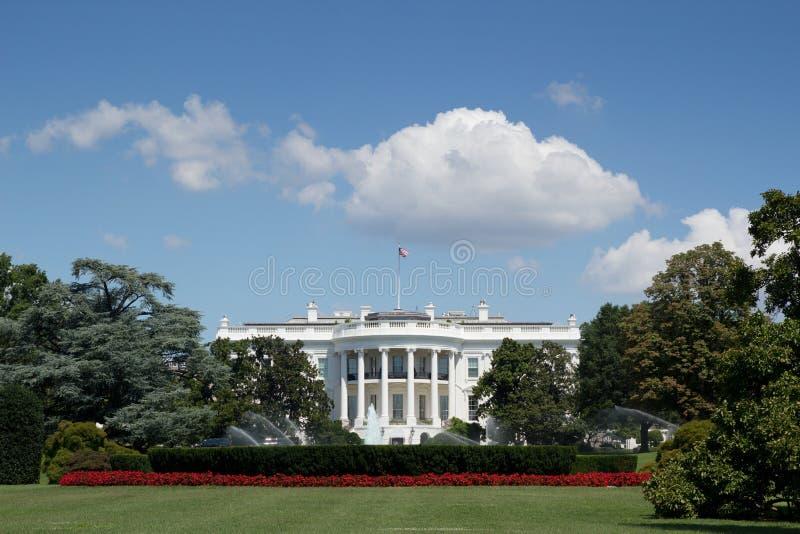 Λευκός Οίκος στοκ εικόνα με δικαίωμα ελεύθερης χρήσης