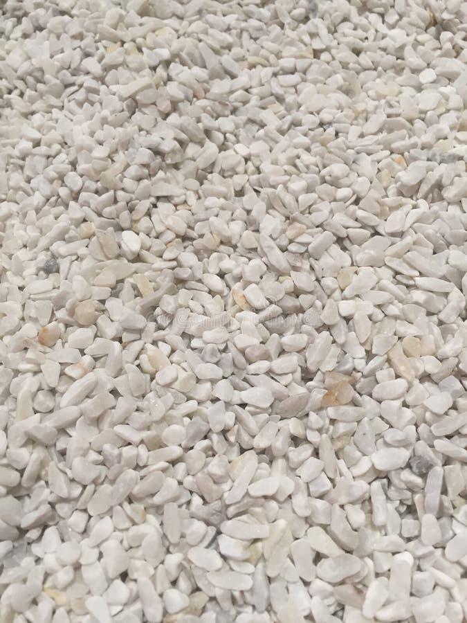 Λευκό λίγη πέτρα στοκ εικόνες με δικαίωμα ελεύθερης χρήσης