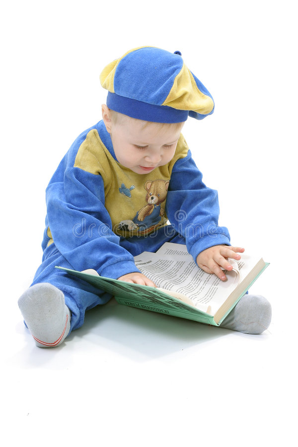 Download λευκό ανασκόπησης μωρών στοκ εικόνες. εικόνα από βιβλίων - 397356