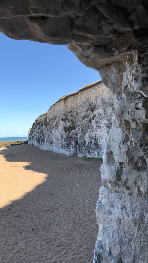 λευκό απότομων βράχων στοκ εικόνες με δικαίωμα ελεύθερης χρήσης