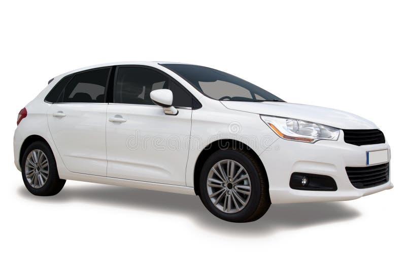 λευκό αυτοκινήτων στοκ φωτογραφίες