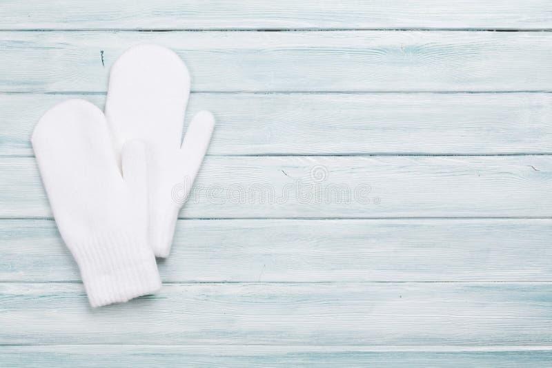 λευκό γαντιών στοκ φωτογραφίες με δικαίωμα ελεύθερης χρήσης