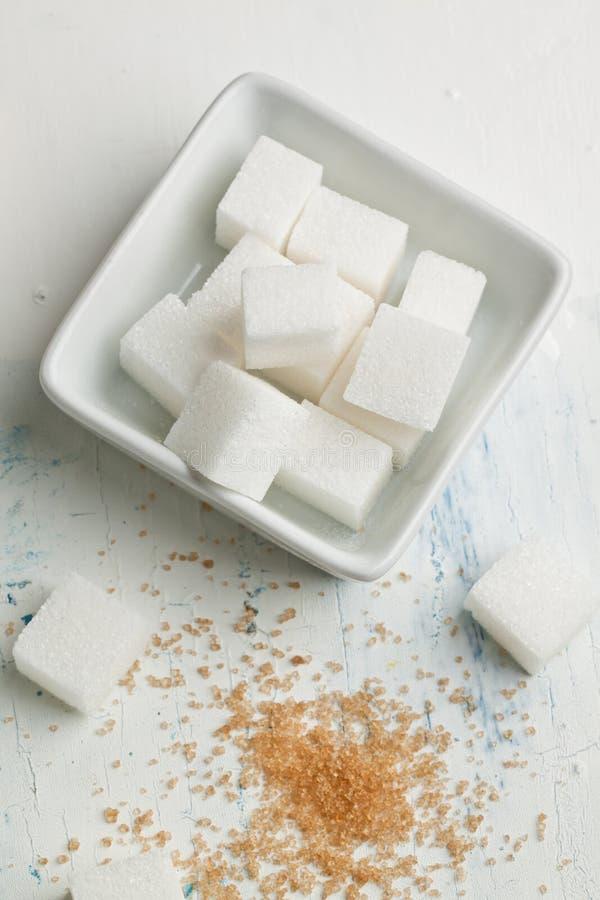 Download λευκό ζάχαρης στοκ εικόνα. εικόνα από γλυκός, υποκατάστατο - 22786355