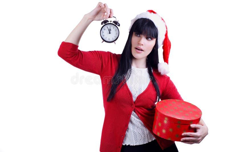 Download λευκό κοριτσιών δώρων ρο&lamb Στοκ Εικόνα - εικόνα από θηλυκό, κορίτσι: 17053455