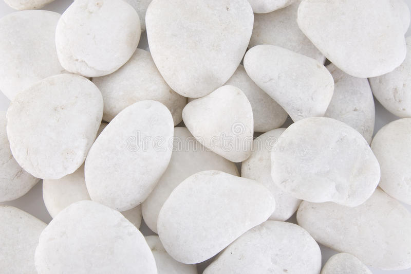 λευκό πετρών στοκ εικόνα με δικαίωμα ελεύθερης χρήσης