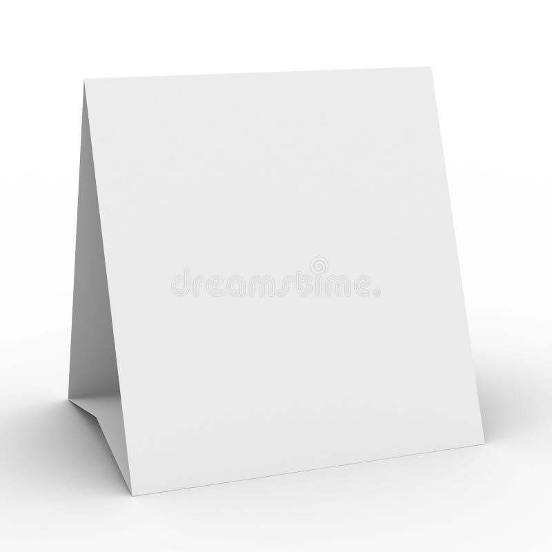 λευκό σημειωματάριων αν&alpha διανυσματική απεικόνιση