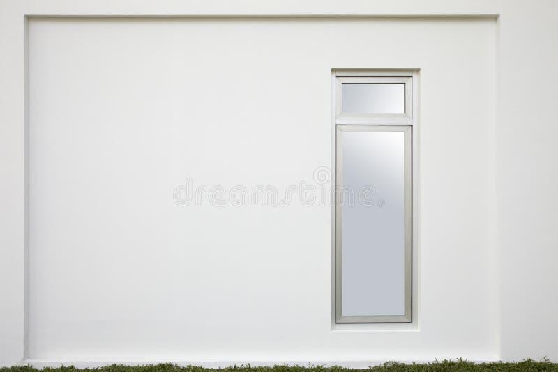 λευκό τοίχων καθρεφτών στοκ φωτογραφία με δικαίωμα ελεύθερης χρήσης