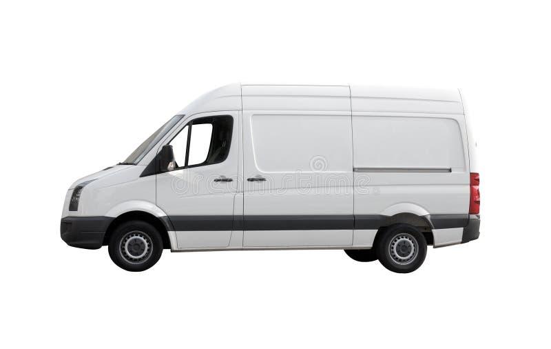 λευκό φορτηγών στοκ εικόνες
