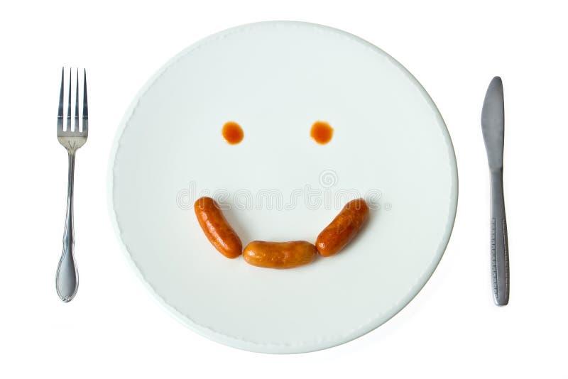 λευκό χαμόγελου λουκά& στοκ φωτογραφία με δικαίωμα ελεύθερης χρήσης