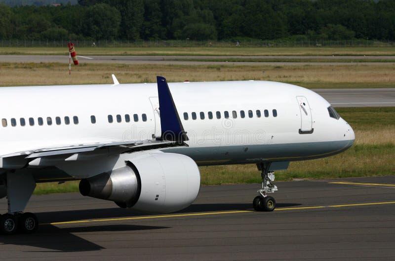 λευκό 757 στοκ εικόνα