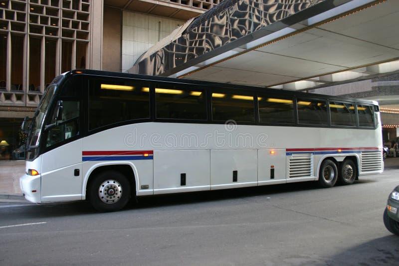 Λεωφορείο ναύλωσης στοκ εικόνα