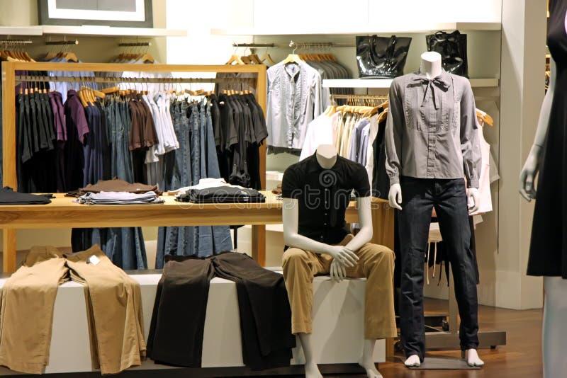 λιανική πώληση μόδας στοκ εικόνα