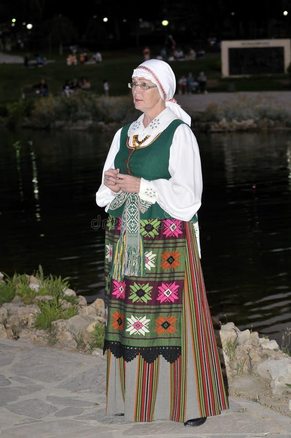 λιθουανικές ηλικιωμένε στοκ εικόνες με δικαίωμα ελεύθερης χρήσης