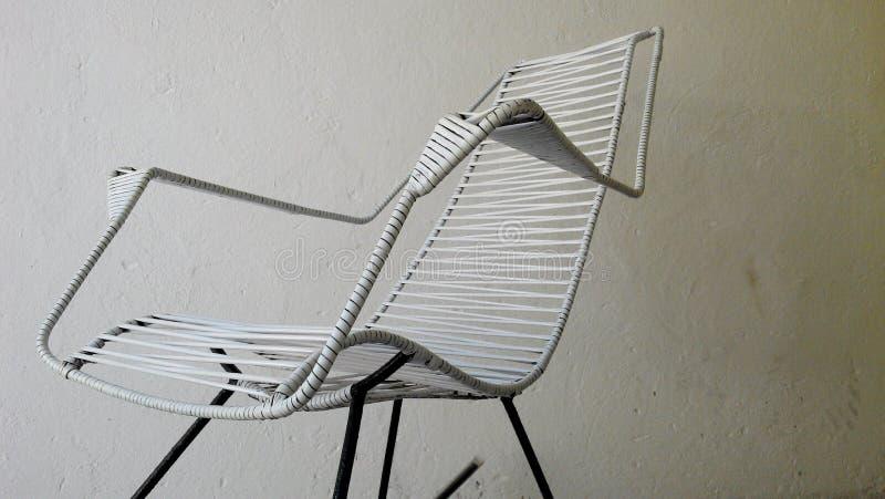 Λικνίζοντας καρέκλα στοκ εικόνες