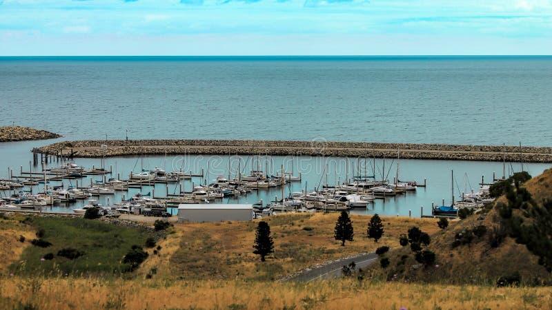 Λιμάνι βαρκών στοκ εικόνα