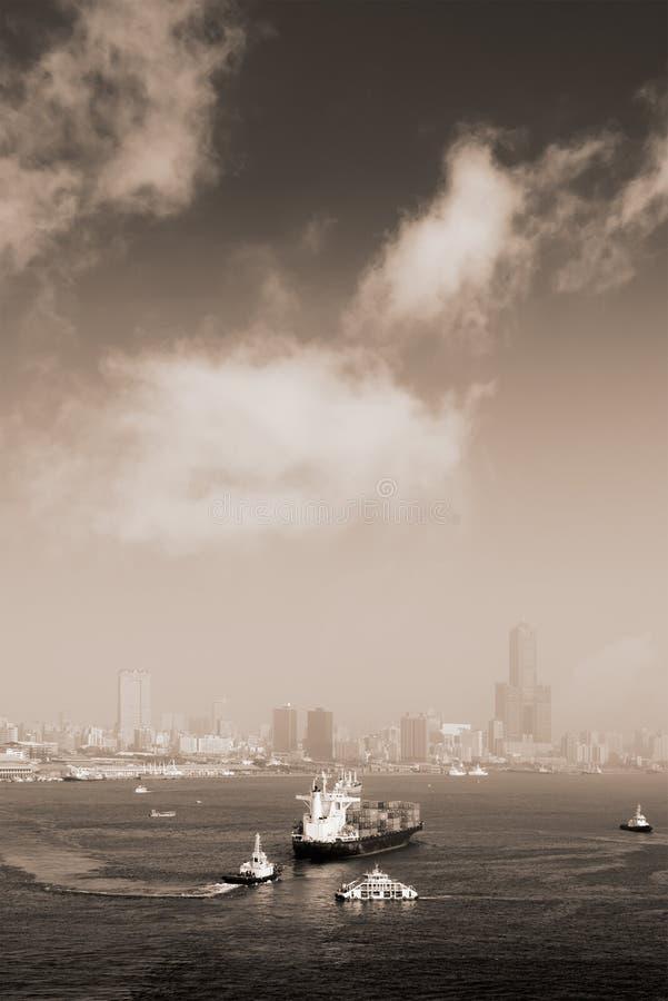 Download λιμάνι εικονικής παράστα&sigma Στοκ Εικόνες - εικόνα από μεταφορά, εξωτερικό: 13180654