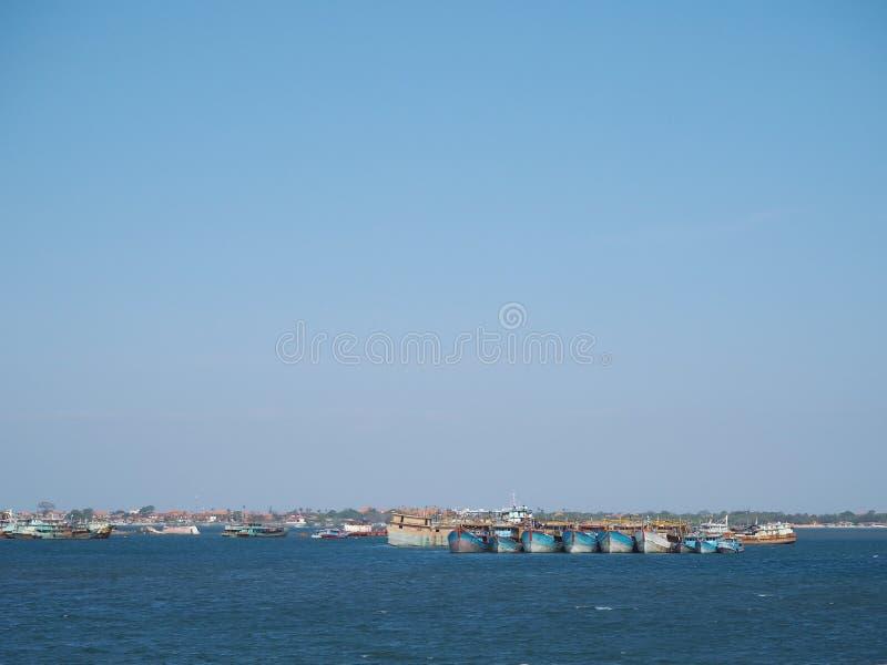 Λιμάνι της Μπενόα στοκ φωτογραφία με δικαίωμα ελεύθερης χρήσης