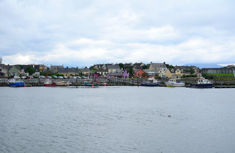 Λιμάνι, Dingle, Ιρλανδία στοκ φωτογραφίες με δικαίωμα ελεύθερης χρήσης