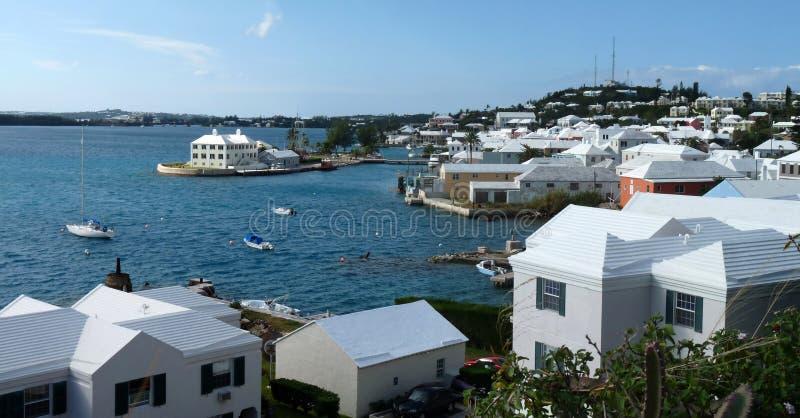 λιμάνι ST George στοκ φωτογραφίες με δικαίωμα ελεύθερης χρήσης