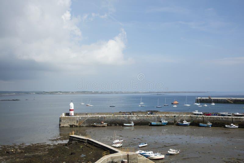 Λιμένας ST Mary ` s Isle of Man στοκ φωτογραφίες
