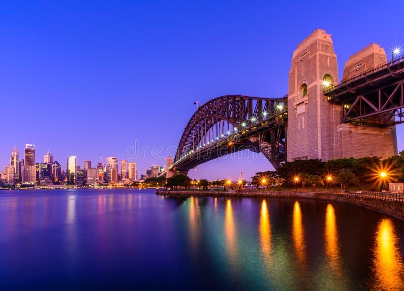 Download Λιμενική γέφυρα του Σίδνεϊ στοκ εικόνες. εικόνα από χρώμα - 62723138