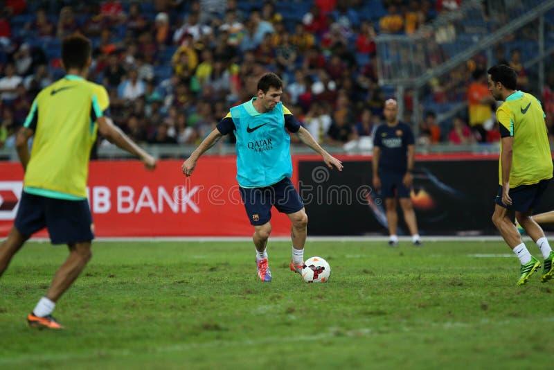 Λιονέλ Andres Messi στοκ εικόνες