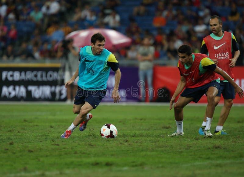 Λιονέλ Andres Messi στοκ εικόνα
