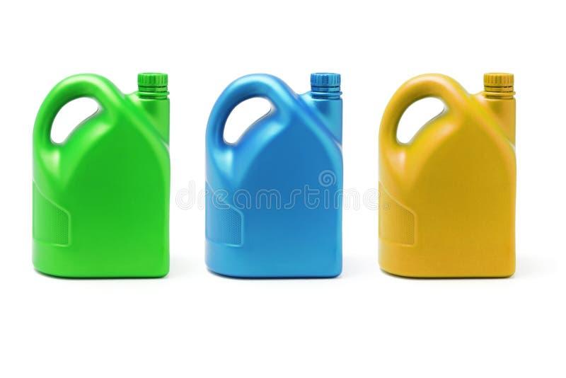 λιπαντικό τρία εμπορευμα&t στοκ φωτογραφία με δικαίωμα ελεύθερης χρήσης