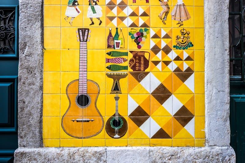 Λισσαβώνα Πορτογαλία στοκ φωτογραφίες
