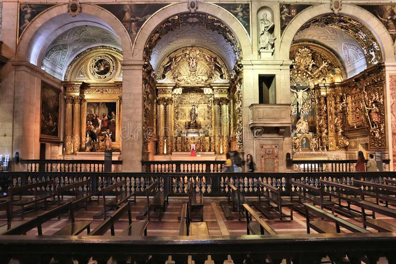 Λισσαβώνα - Σάο Roque στοκ φωτογραφία