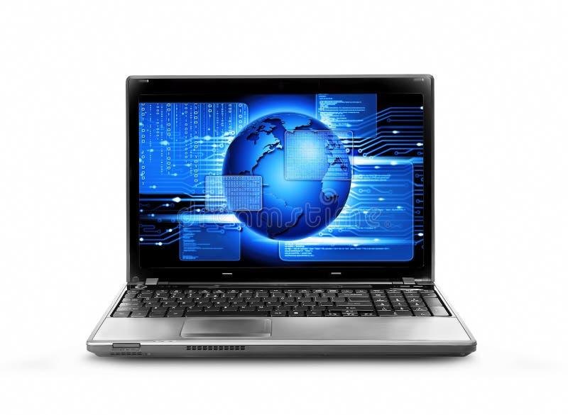 Λογισμικό υπολογιστών στοκ εικόνες