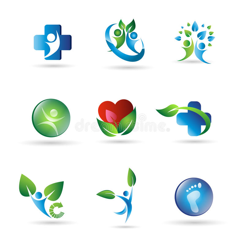 λογότυπα υγείας