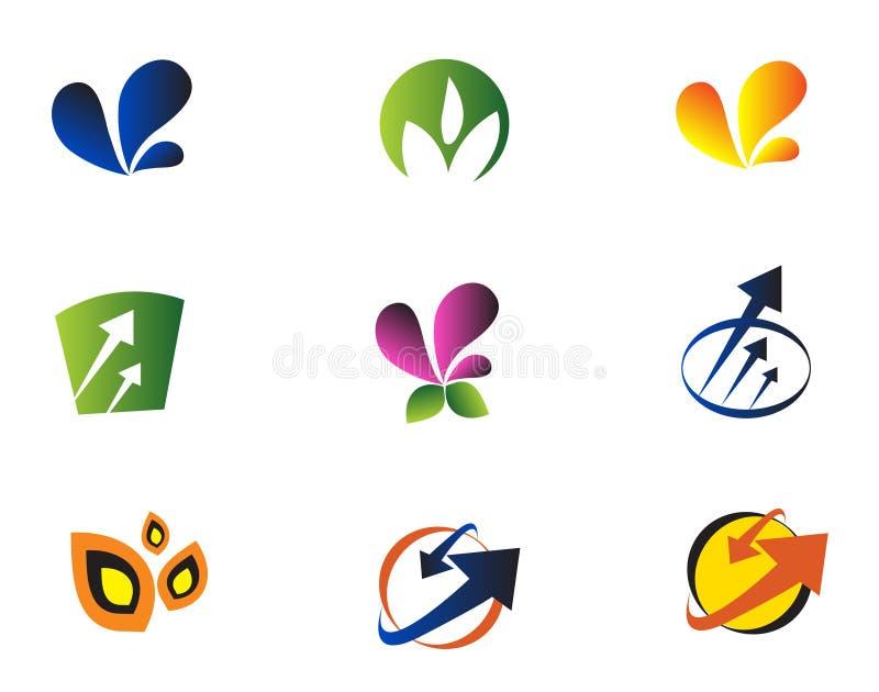 λογότυπα διανυσματική απεικόνιση