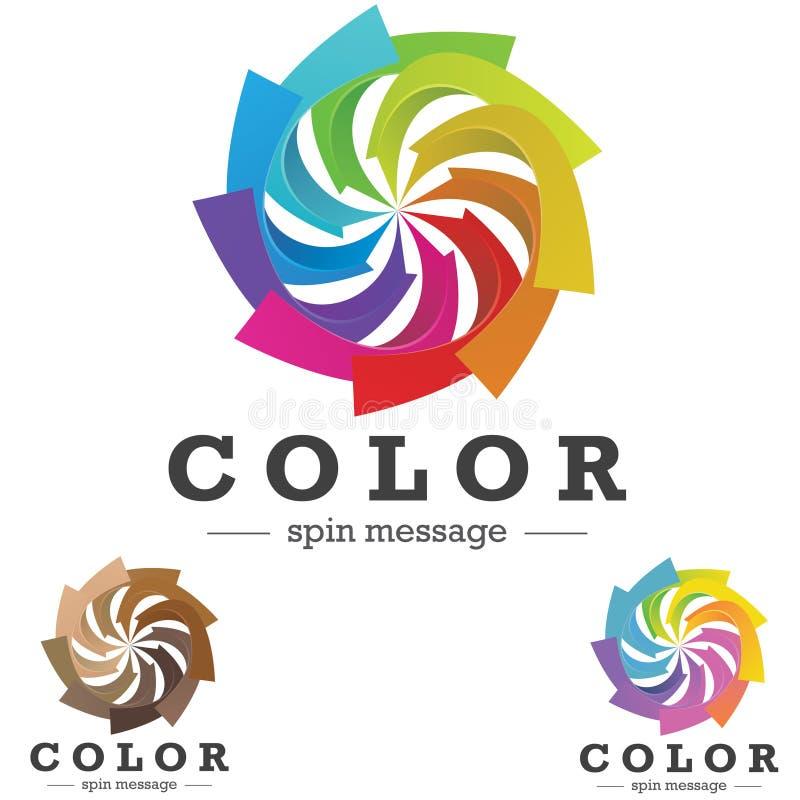 Λογότυπο έννοιας διανυσματική απεικόνιση