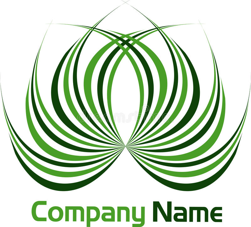 λογότυπο απλό απεικόνιση αποθεμάτων