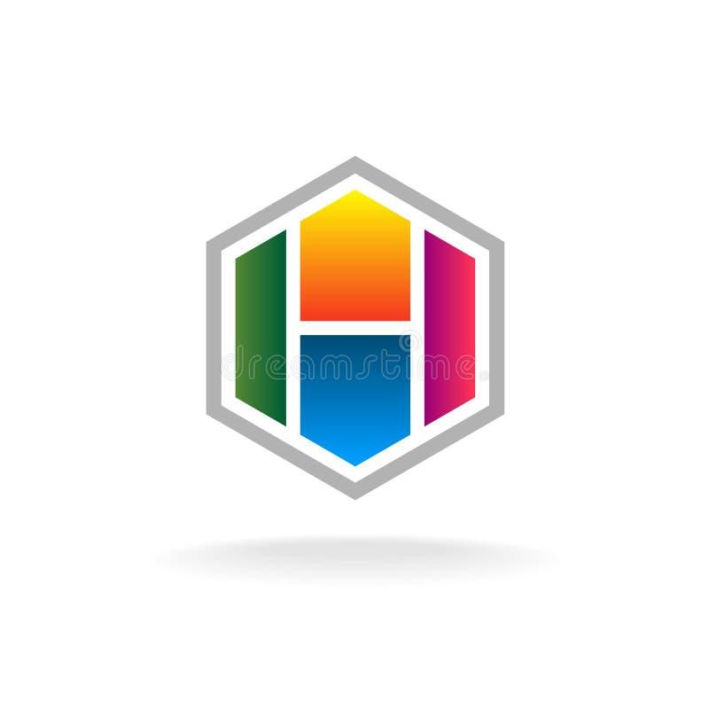 Λογότυπο γραμμάτων Χ απεικόνιση αποθεμάτων