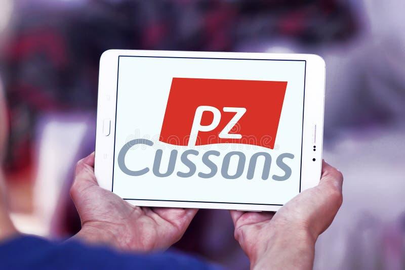 Λογότυπο εμπορικών σημάτων PZ Cussons στοκ εικόνα