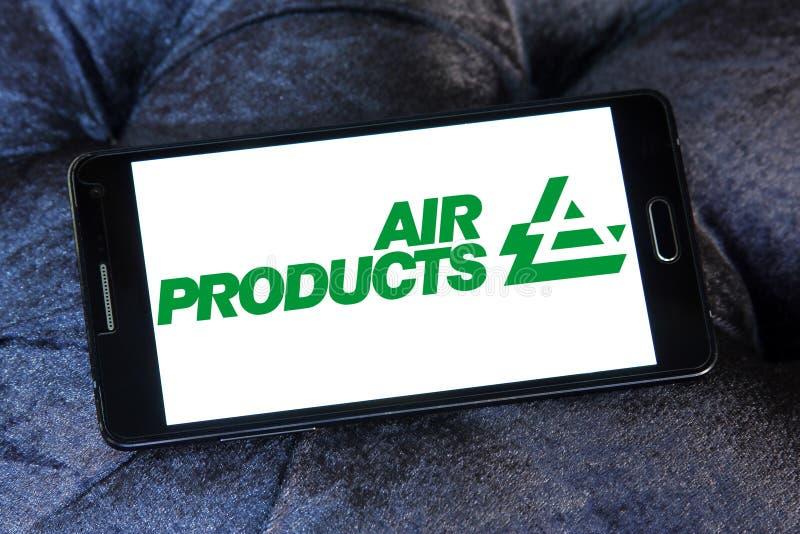 Λογότυπο επιχείρησης του Air Products & Chemicals στοκ φωτογραφία με δικαίωμα ελεύθερης χρήσης