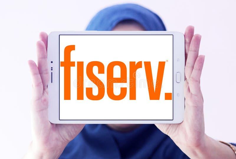Λογότυπο επιχείρησης Fiserv στοκ εικόνες με δικαίωμα ελεύθερης χρήσης